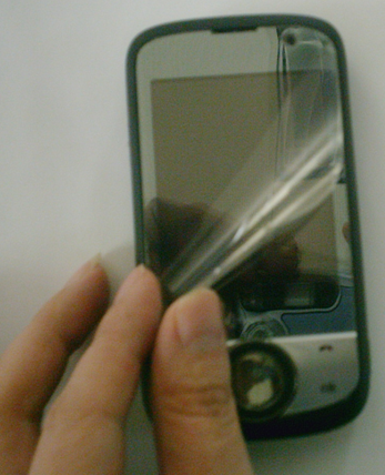 Anti-Scratch Protective Film
